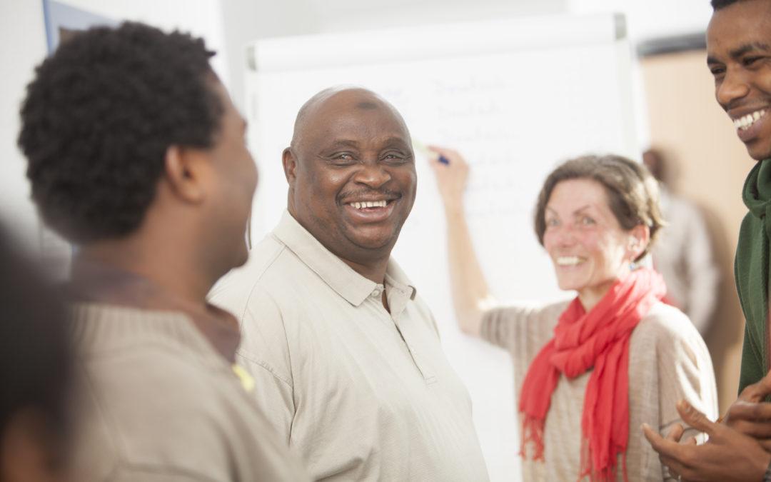 Bildungsangebote finden wieder als Präsenzveranstaltungen statt
